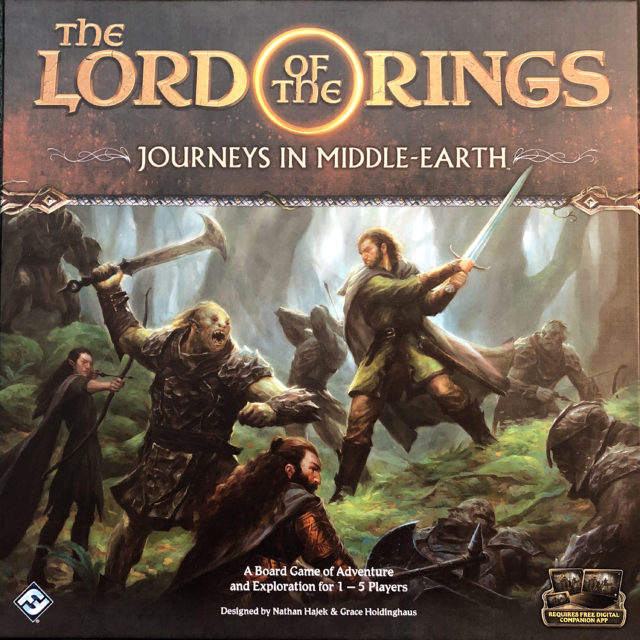 LORD OF THE RINGS: JOURNEYS IN MIDDLE EARTH: The Road Goes Ever On And On… » The Daily Worker Placement