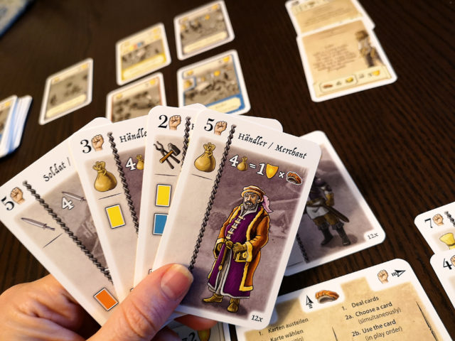 Tybor: The Builder: The Game