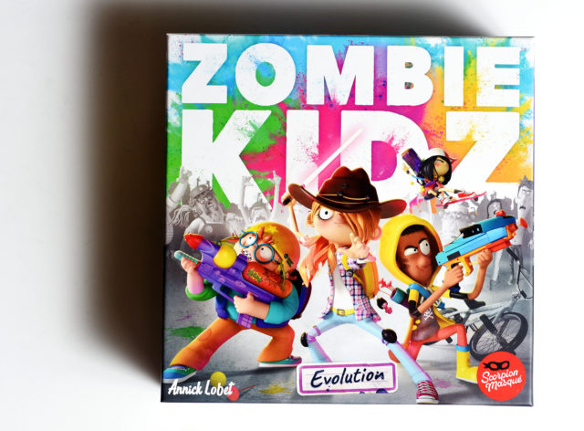 Little Thumbs Big Thumbs: Zombie Kidz Evolution